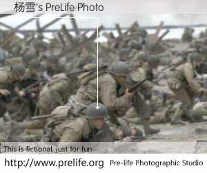 杨雪's PreLife Photo