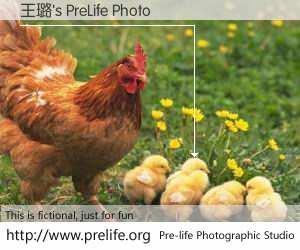 王璐's PreLife Photo
