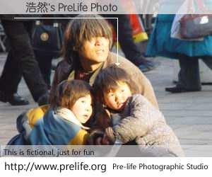鍾浩然's PreLife Photo