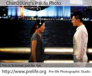 Chen20Ling's PreLife Photo