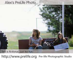 Alex's PreLife Photo