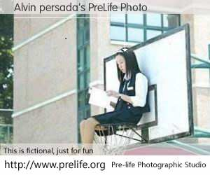 Alvin persada's PreLife Photo