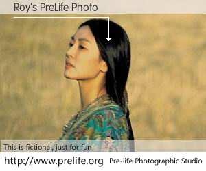 Roy's PreLife Photo