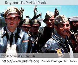 Raymond's PreLife Photo