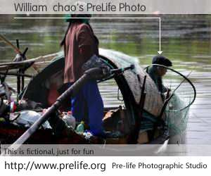 William  chao's PreLife Photo