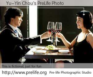 Yu-Yin Chou's PreLife Photo