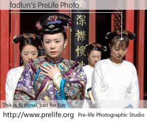 fadlun's PreLife Photo