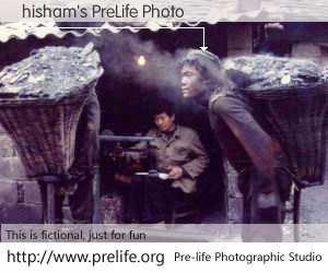 hisham's PreLife Photo