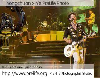 hongchuan xin's PreLife Photo