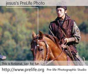 jesus's PreLife Photo