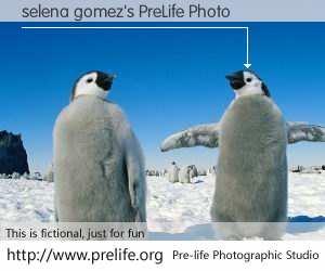 selena gomez's PreLife Photo