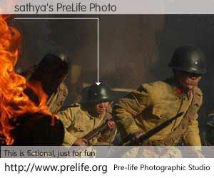 sathya's PreLife Photo
