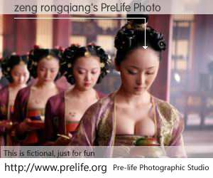 zeng rongqiang's PreLife Photo