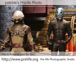 pebble's PreLife Photo