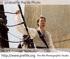 prakash's PreLife Photo