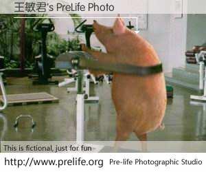 王敏君's PreLife Photo