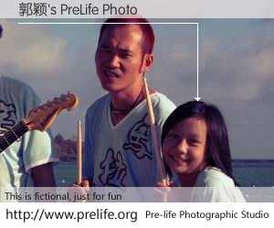 郭颖's PreLife Photo