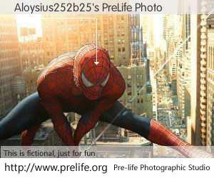 Aloysius252b25's PreLife Photo