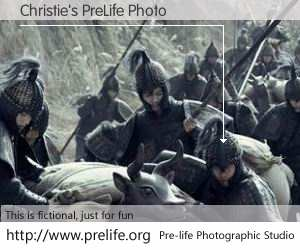 Christie's PreLife Photo