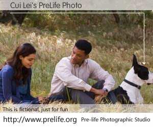 Cui Lei's PreLife Photo