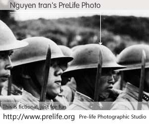 Nguyen tran's PreLife Photo