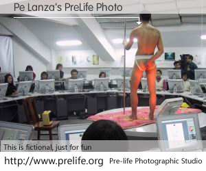Pe Lanza's PreLife Photo