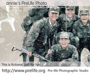 annie's PreLife Photo