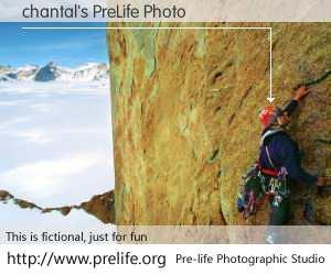 chantal's PreLife Photo
