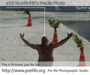 e5878ce9b98f's PreLife Photo