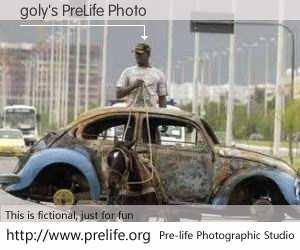 goly's PreLife Photo