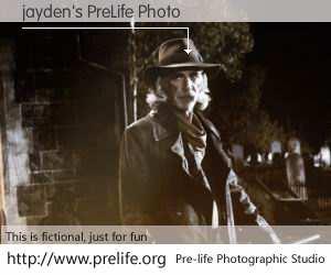 jayden's PreLife Photo