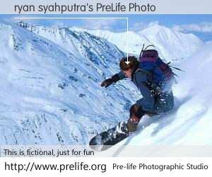 ryan syahputra's PreLife Photo