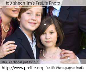 tau shean lim's PreLife Photo