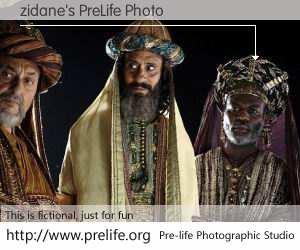 zidane's PreLife Photo