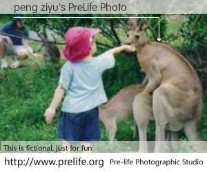 peng ziyu's PreLife Photo