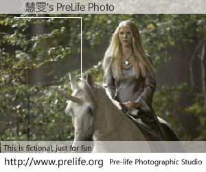 張慧雯's PreLife Photo