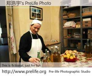 郑浩宇's PreLife Photo